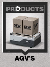 AGVs (Automated Guided Vehicles)