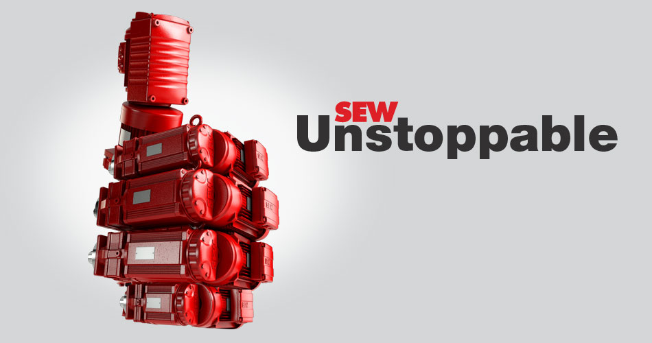 SEW Unstoppable | SEW-Eurodrive Canada