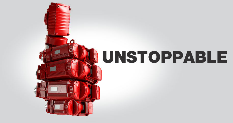 Unstoppable, SEW-EURODRIVE Canada