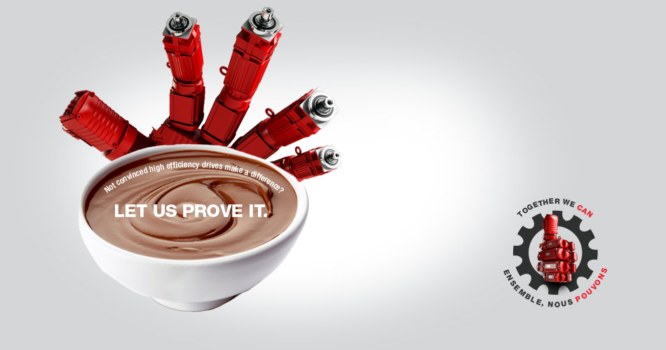 Let us prove it | SEW-Eurodrive Canada