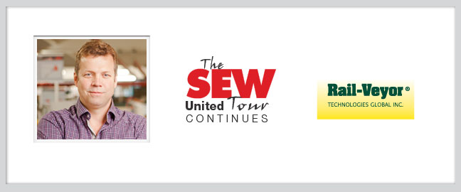 SEW United-Ray Hebert Chats with Rail-Veyor Mining project