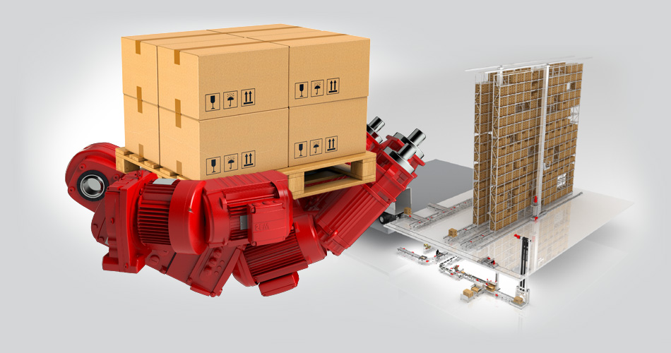 Warehousing & Automated Storage and Retrieval | SEW-Eurodrive